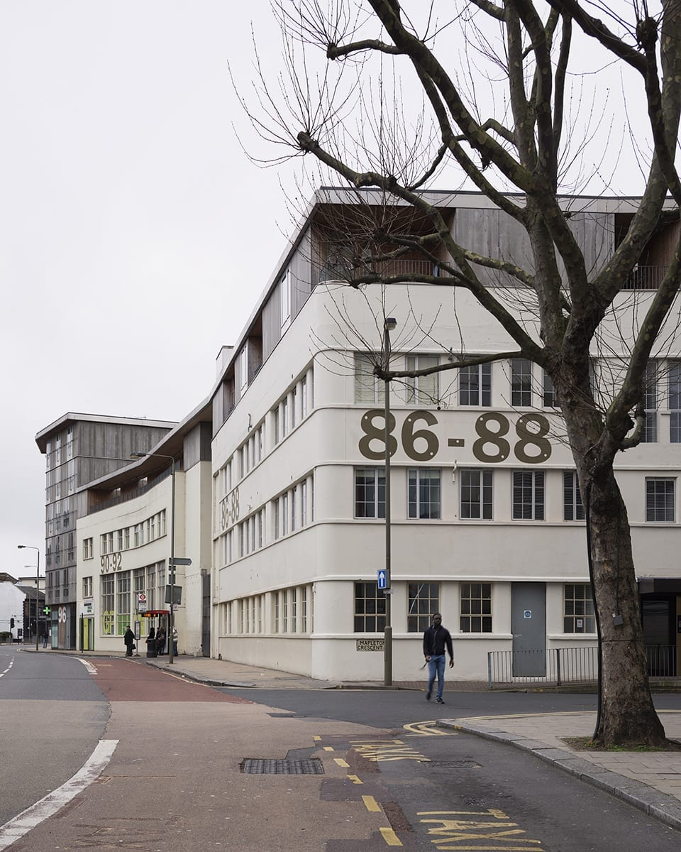 SAS Build redevelop the Old Paint Factory in Wandsworth
